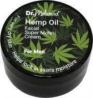 Hemp Oil Moist Cream MEN 75 ml